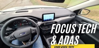 Ford Kuga Titanium, FOCUS TECH, Infotainment, ADAS [VIDEO]