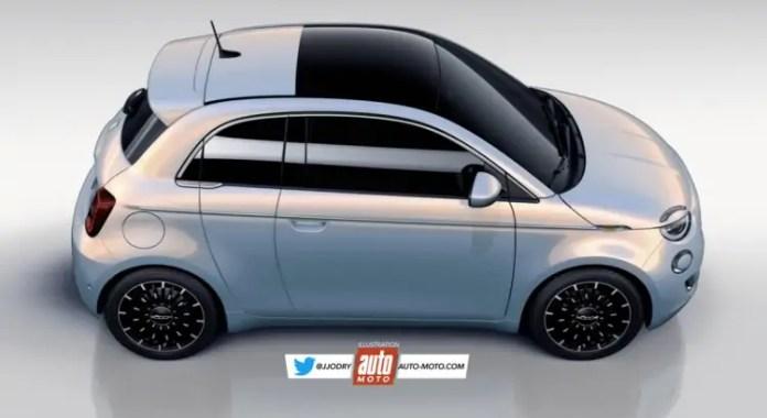 Nuova Fiat 500 Trepiuno 2021, Rendering e Anticipazioni