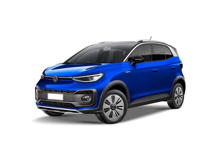 Nuova Volkswagen ID.1 2022, Anticipazioni e Rendering