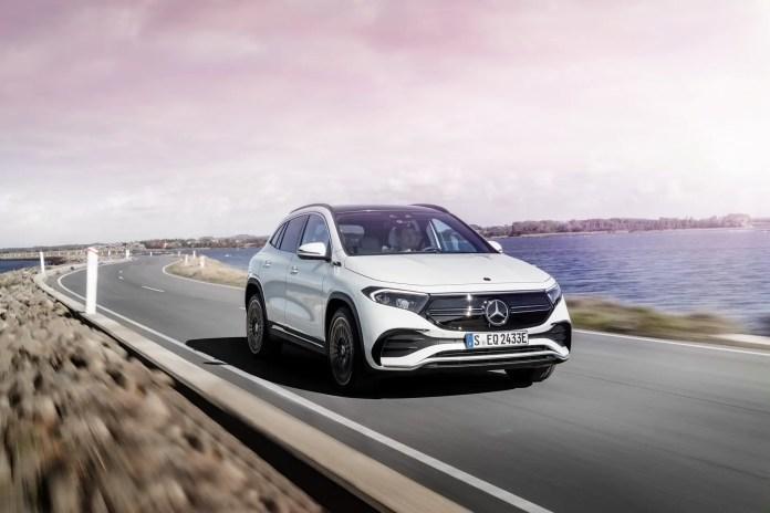 Nuova Mercedes-Benz EQA 2021, Dati tecnici del Crossover Elettrico