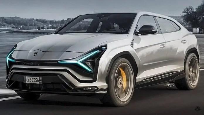 Nuova Lamborghini Urus EVO 2022, Anticipazioni, Uscita, Rendering