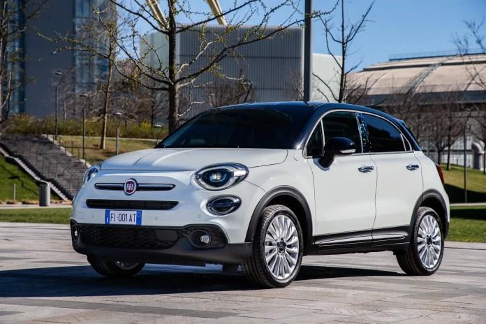 Fiat lancia l'Edizione Speciale