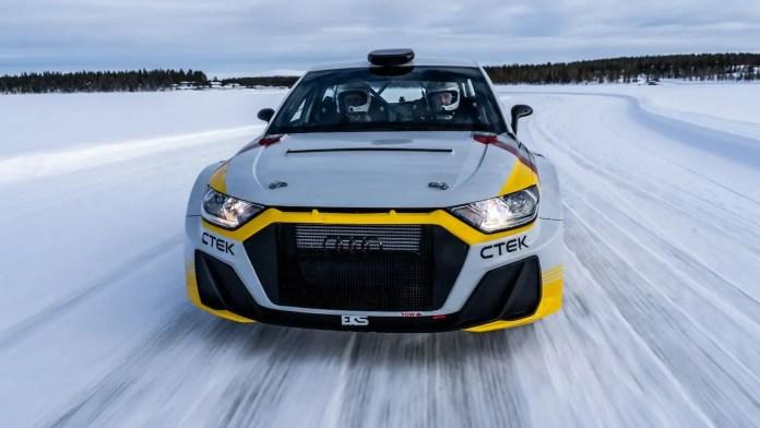 Audi Quattro Rally Car è pronta per il WRC 2021