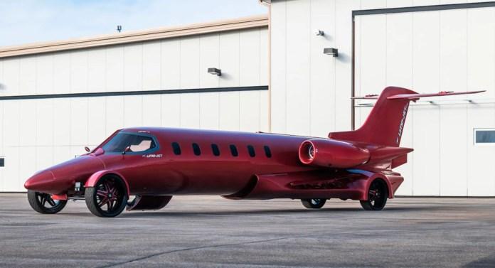 Jet privato, Limousine? la Learmusine è in vendita!