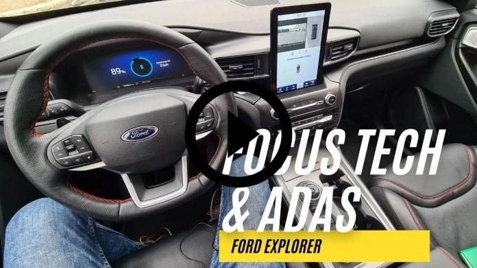 Ford Explorer è il nuovo maxi SUV dell'ovale Blu. Dpo la prova su strada approfondiamo le tecnologie di bordo e gli Adas