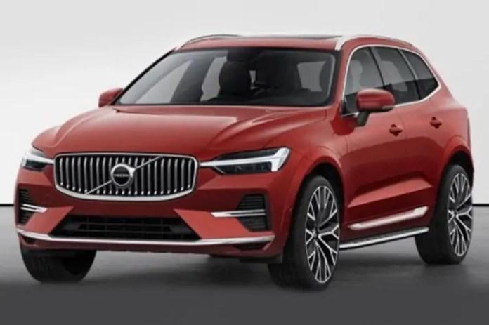 Nuova Volvo XC60 2022, il Restyling in Anteprima