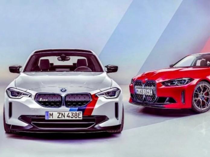 Nuova BMW iM2 2022, sportiva elettrica in Rendering