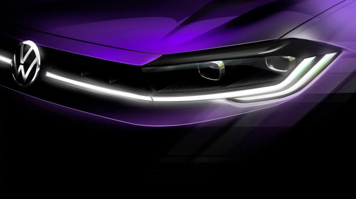 Nuova Volkswagen Polo 2021, il Restyling nel Teaser ufficiale