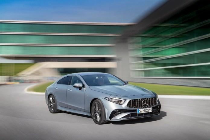 Nuova Mercedes-Benz Cls 2021, il Restyling in Anteprima