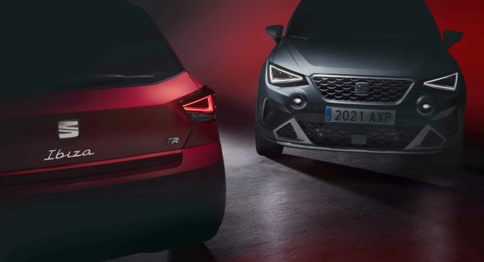 Nuove Seat Ibiza ed Arona 2022, arrivano i Restyling