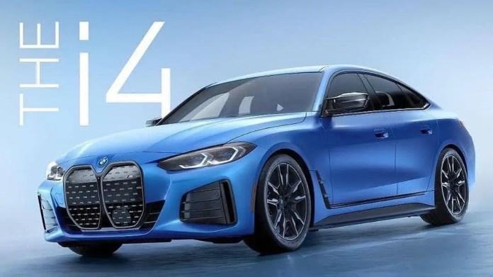 Nuova BMW i4 M50 2021, le foto rubate in Anteprima