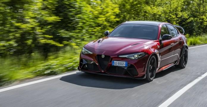 Nuova Alfa Romeo Giulia GTA e GTAm 2022, via alle vendite