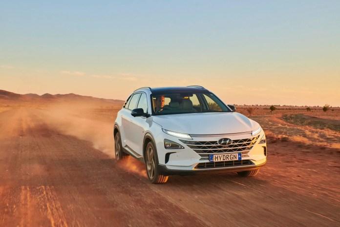 Hyundai Nexo, 666 km di autonomia ad Idrogeno