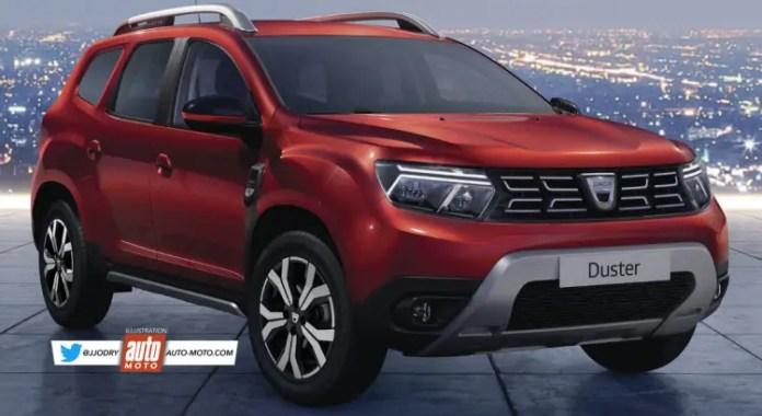 Nuova Dacia Duster 2022, info sul Restyling e Rendering