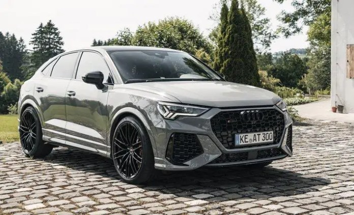 Nuova Audi RS Q3 2021, ABT la spinge a 400 CV