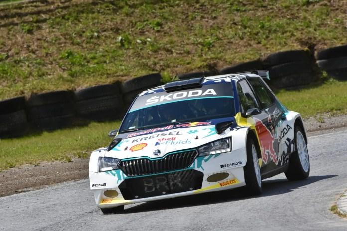 Skoda Fabia 2021, la Rally Car elettrica da 350 CV