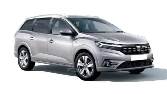 Nuova Dacia Logan MPV 2022, il Rendering in Anteprima