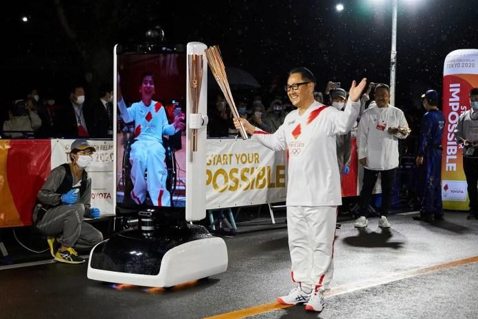 Toyota scarica le Olimpiadi in Giappone