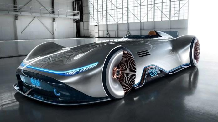 Mercedes-Benz punta sul 100% elettrico entro 10 anni