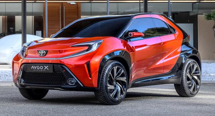 Nuova Toyota Aygo Cross 2022, Anticipazioni e Uscita