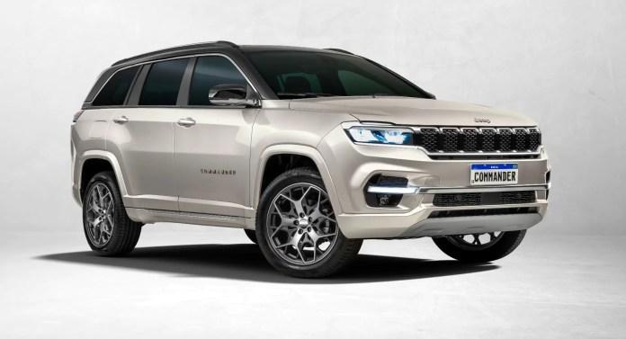 Nuova Jeep Commander 2022, il SUV a 7 posti low cost