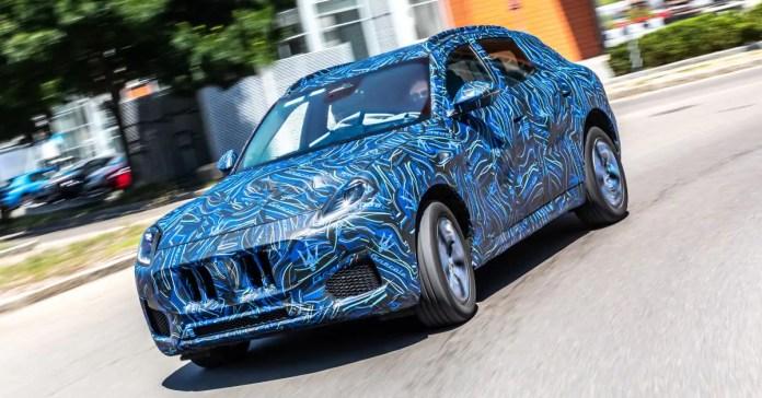 Nuova Maserati Grecale 2022, quando esce, ultime info