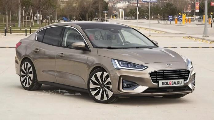 Nuova Ford Focus 2022, la berlina nel Restyling