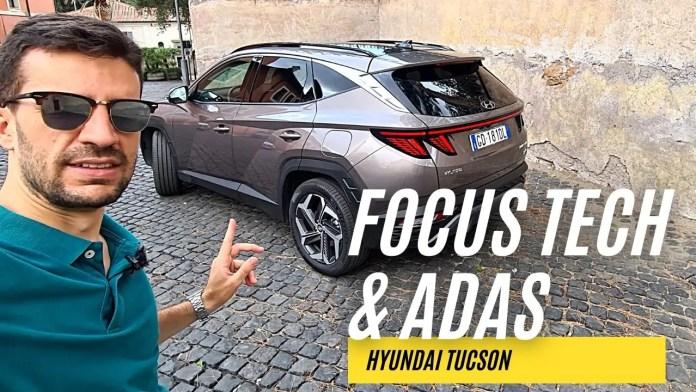 Hyundai Tucson Excellence 230 CV   FOCUS TECHT & ADAS [VIDEO]