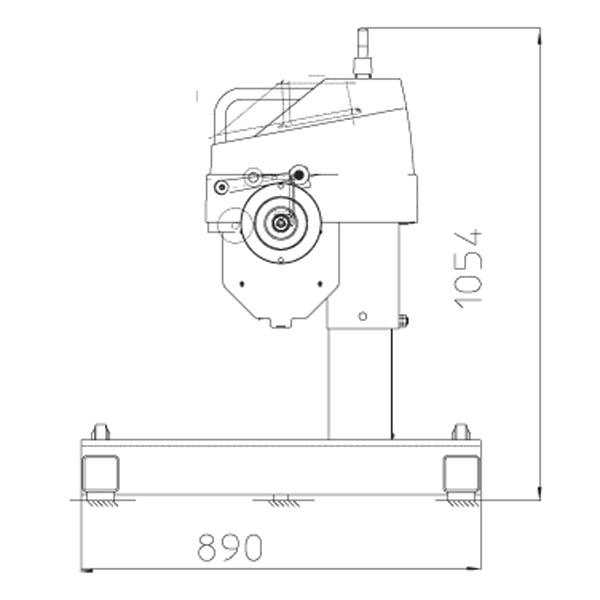 Wheel Balancers: C206 Wheel Balancer