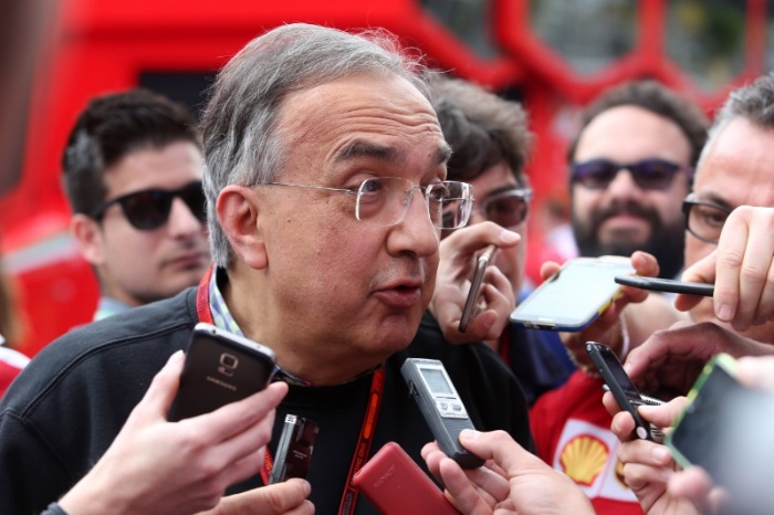 Sergio Marchionne, Ferrari F1 2017 by auto racing