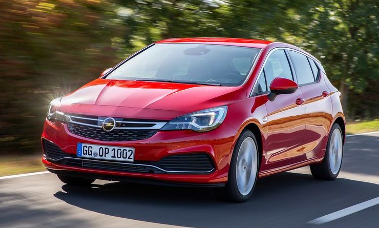 Opel Astra 1.6 biturbo: обзор нового хетчбека