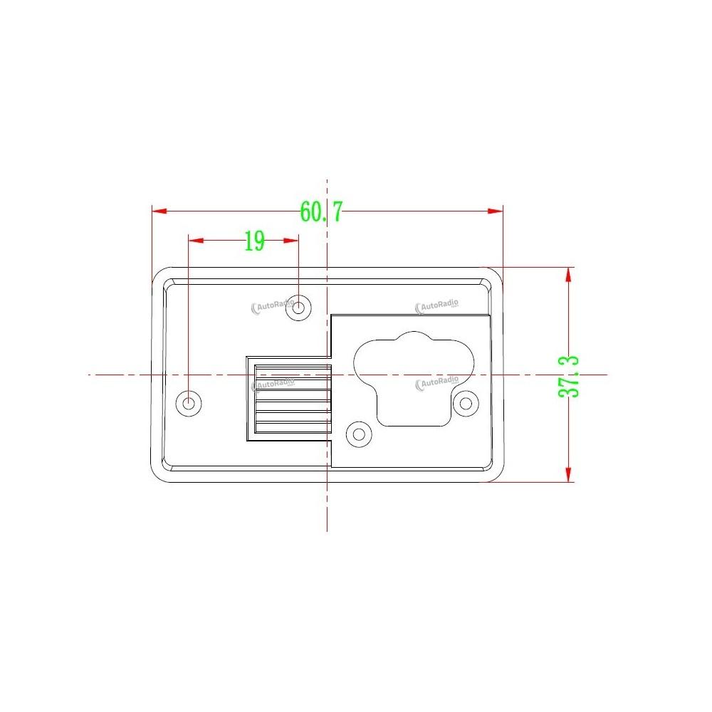Découvrez toutes les nouveautés: Caméra de recul Peugeot