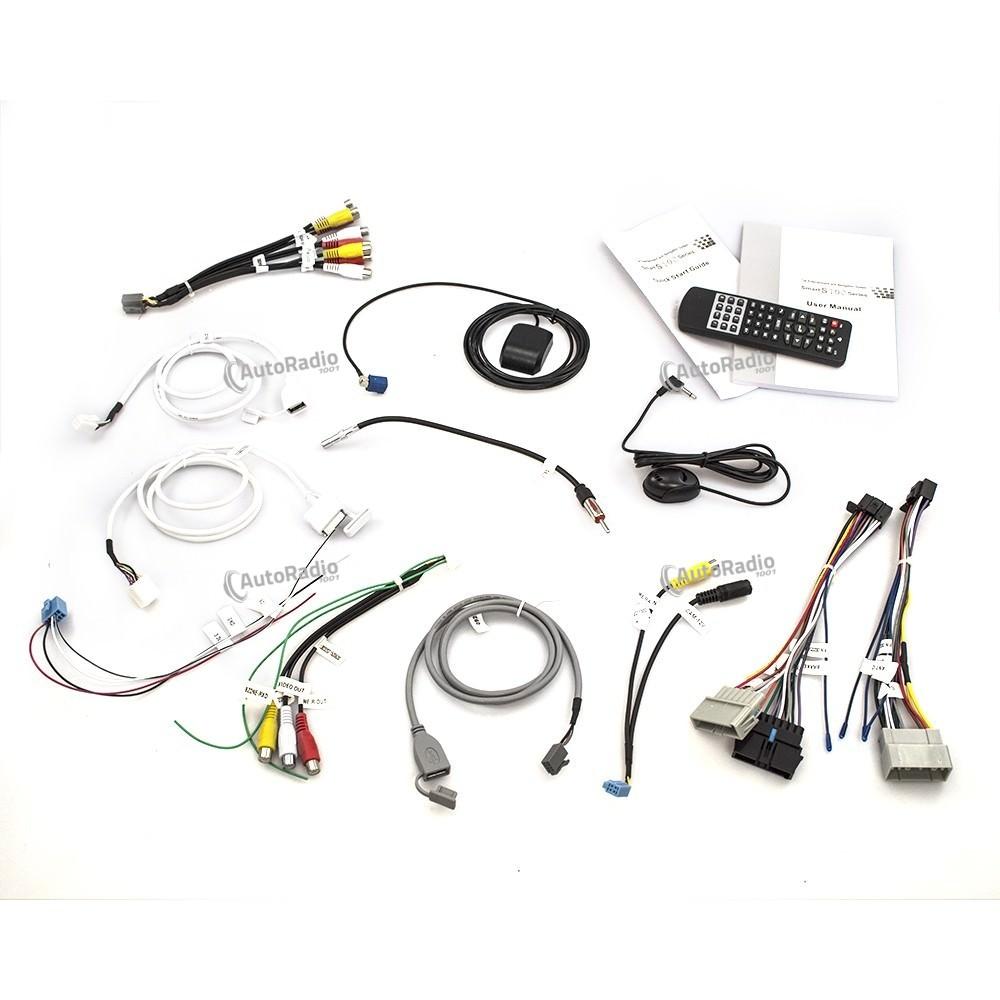 Descubra todas as novidades: Auto-Radio GPS DVD Chrysler