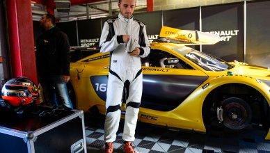 Robert Kubica Renault Sport Trophy
