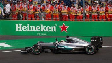 Lewis Hamilton, 2016 Mexican GP