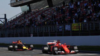 2017 F1 Pre-Season Testing