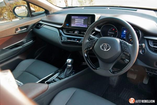 Toyota C-HR - Toyota's brand new essence to the cross over segment