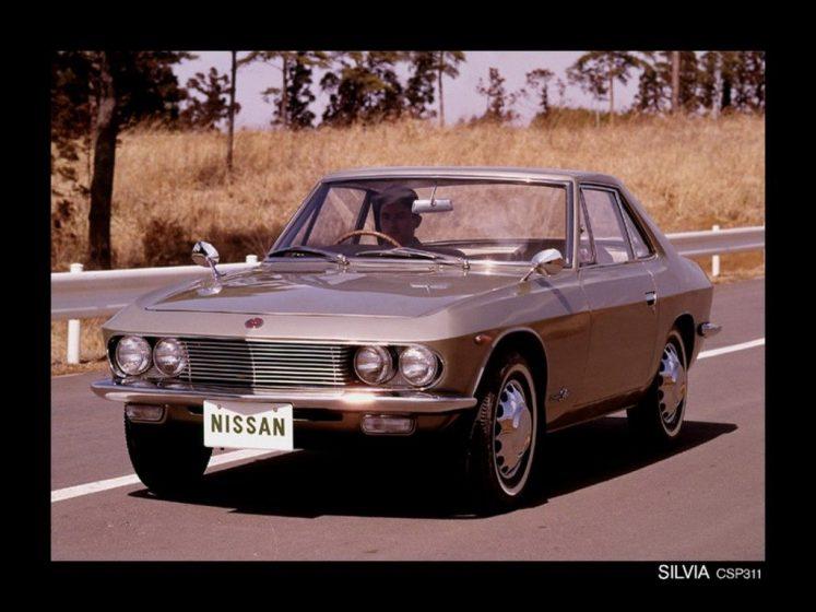 Nissan Silvia CSP311 Auto Rebellion