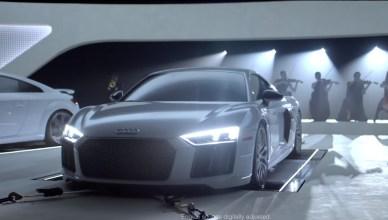 Audi TV Show Theme Song Auto Rebellion