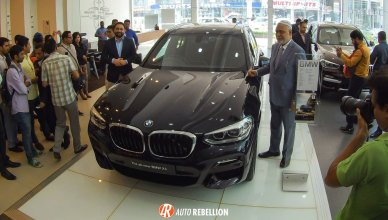 BMW Bangladesh X3 Executive Motors Auto Rebellion