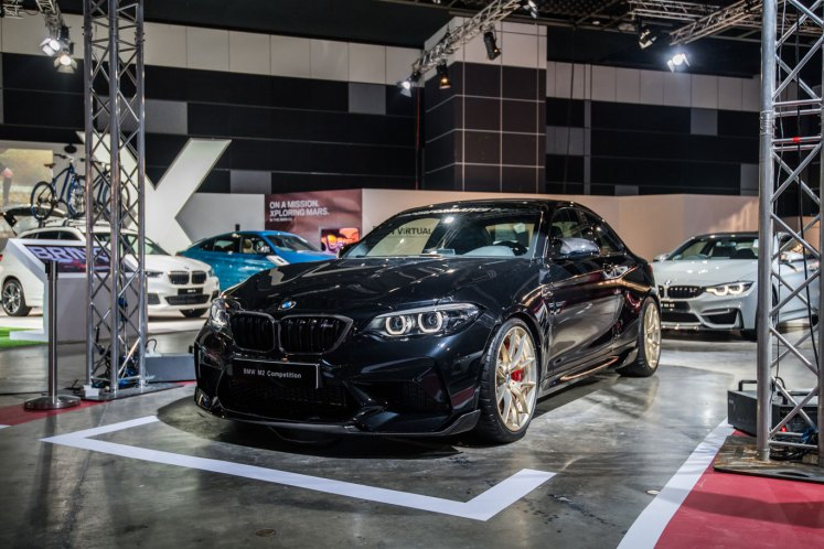 BMW World of Passion and Joy BMW M2 Competition