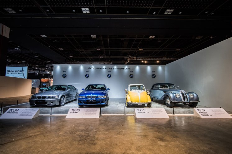BMW World Passion and Joy Heritage