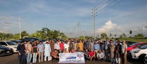 Auto Rebellion Toyota Hybrid Club Bangladesh