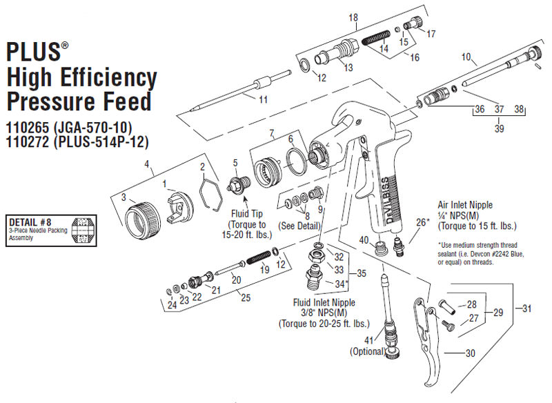 devilbiss spray gun parts diagram bulldog keyless entry wiring manual one ineedmorespace co plus high efficiency pressure feed rh autorefinishdevilbiss com air compressor pump paint
