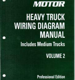 2009 2013 motor medium heavy truck wiring diagram manual 4th edition vol 2 [ 1097 x 1420 Pixel ]
