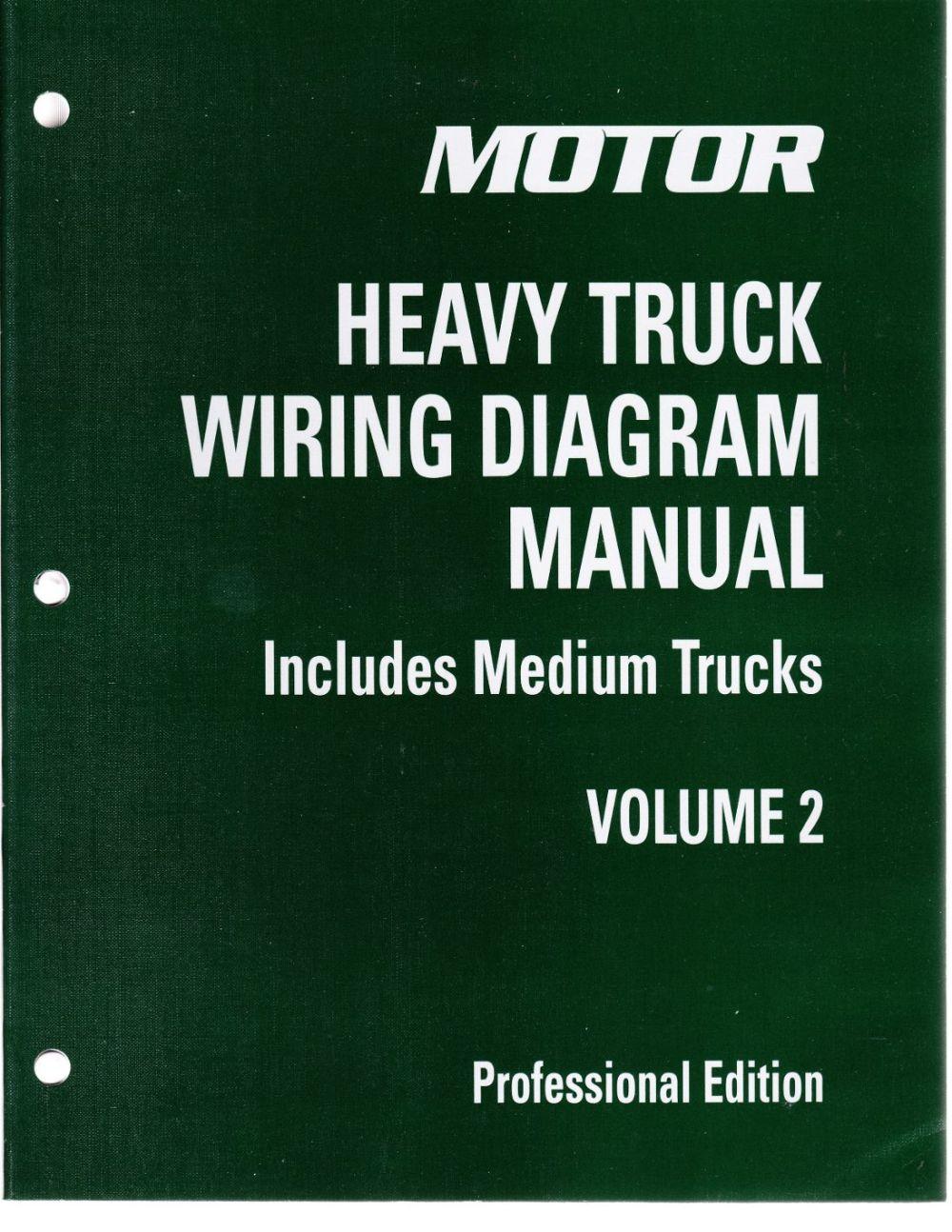 medium resolution of 2009 2013 motor medium heavy truck wiring diagram manual 4th edition vol