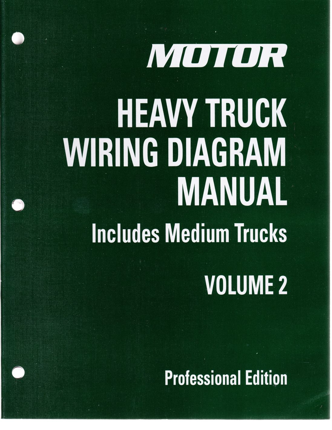 hight resolution of 2009 2013 motor medium heavy truck wiring diagram manual 4th edition vol