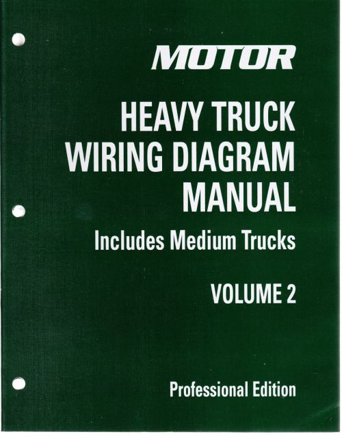 small resolution of 2009 2013 motor medium heavy truck wiring diagram manual 4th edition vol 2