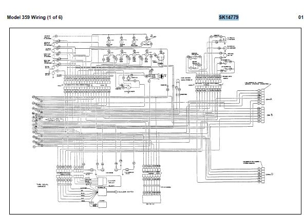 Kenworth Hvac Wiring Diagram : Kenworth t wiring diagram diagrams repair
