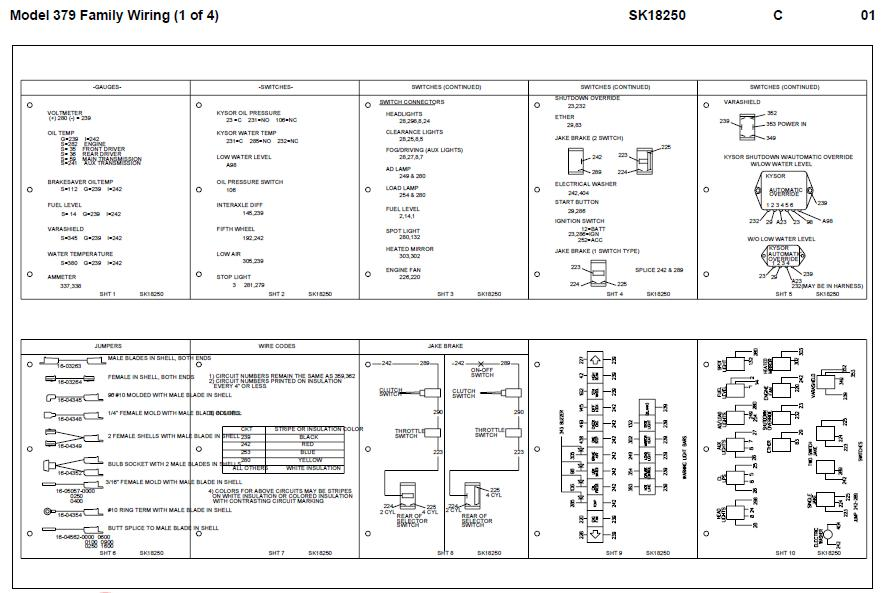 Awesome Peterbilt 389 Wiring Schematic Pictures - Best Image Wiring ...